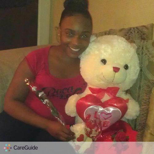 Child Care Provider Desiree M's Profile Picture