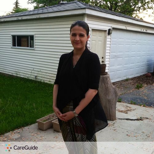 Child Care Provider Iryna Mubashir's Profile Picture