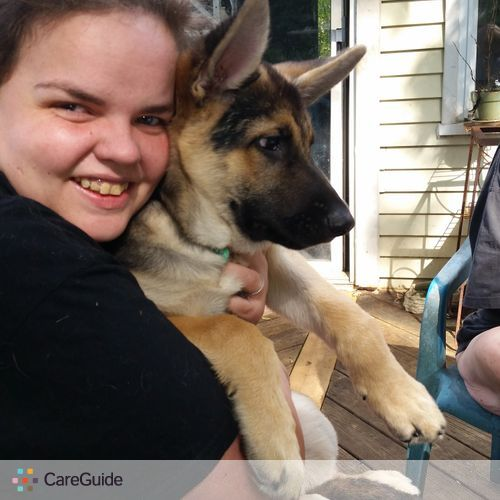 Pet Care Provider Elisa F's Profile Picture