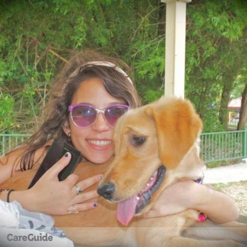 Pet Care Provider Priscila R's Profile Picture