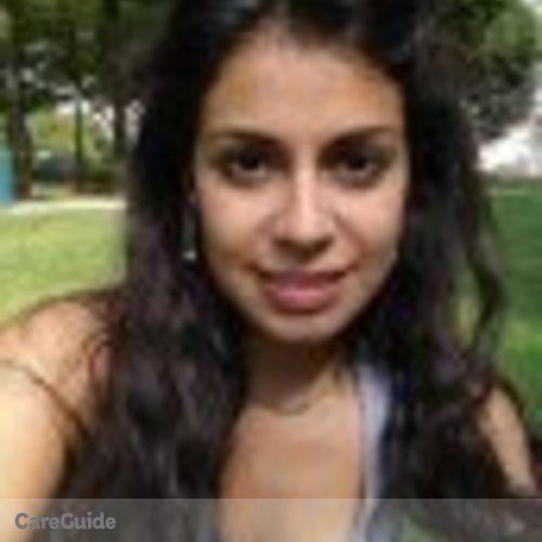 Canadian Nanny Provider Giovanna Orozco Mejia's Profile Picture