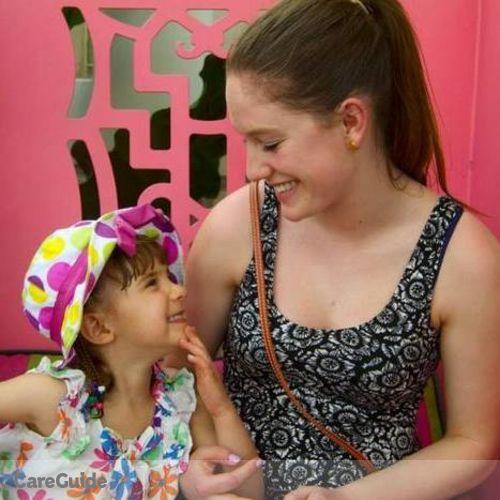 Canadian Nanny Provider Emma Hunter's Profile Picture