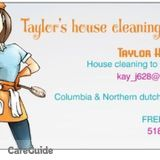 House keeper/cleaner at your needs