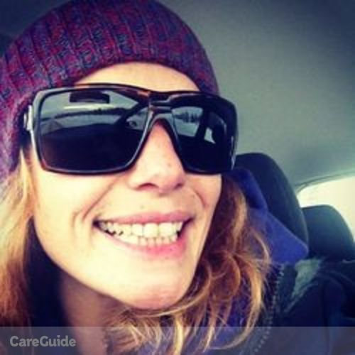 Canadian Nanny Provider Samantha Pearlman's Profile Picture