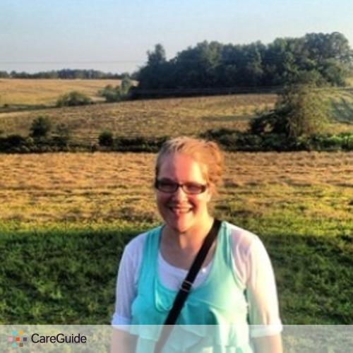 Child Care Provider Kimerlie Snider's Profile Picture