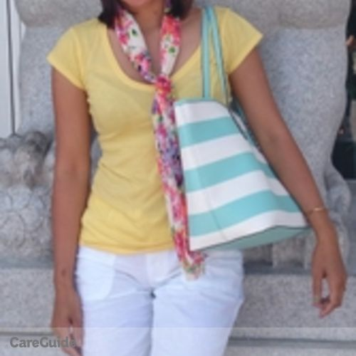 Canadian Nanny Provider Angie Tuason's Profile Picture