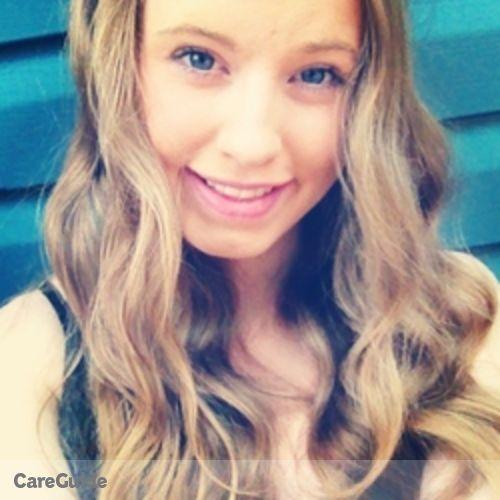 Canadian Nanny Provider Nicole D's Profile Picture