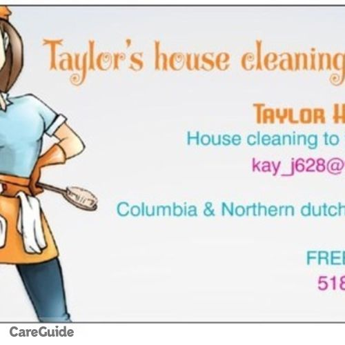Housekeeper Provider Taylor Hermance's Profile Picture