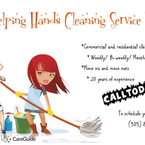 House Cleaning Company in Lakewood