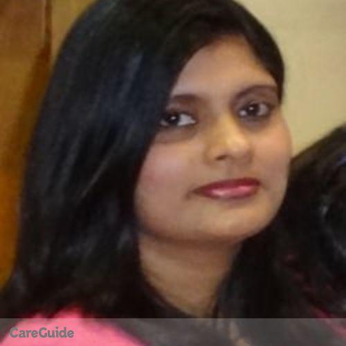 Canadian Nanny Provider Ashini G's Profile Picture