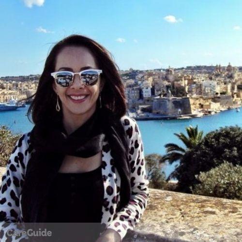 Canadian Nanny Provider Flávia Moleiro's Profile Picture