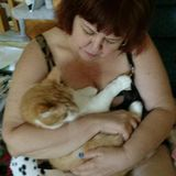 Hi I'm Yvonne Grush, looking for pet sitters jobs at your home, love animals all my life, I've always had cats a couple dogs!