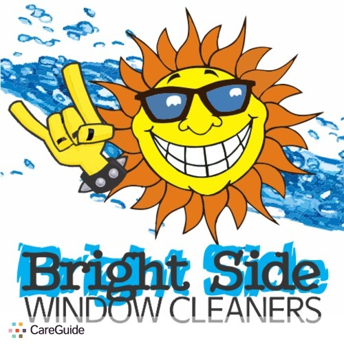 Housekeeper Provider Bright Side Window Cleaners's Profile Picture