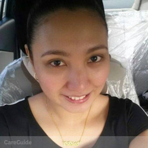 Canadian Nanny Provider Ramona Orogo's Profile Picture
