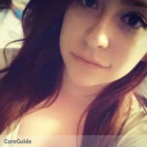 Canadian Nanny Provider Andrea F's Profile Picture
