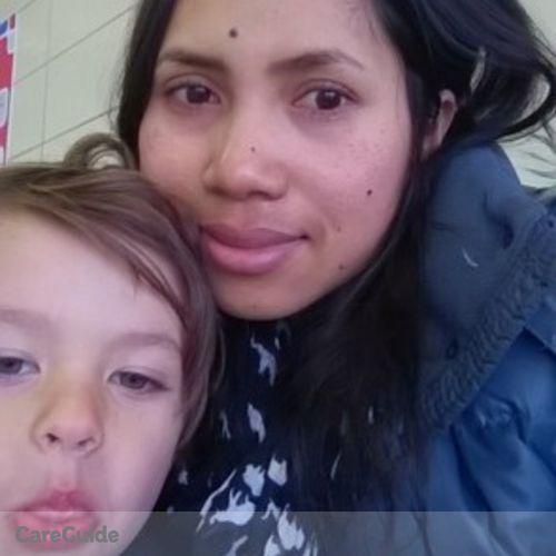 Canadian Nanny Provider Miswati M's Profile Picture