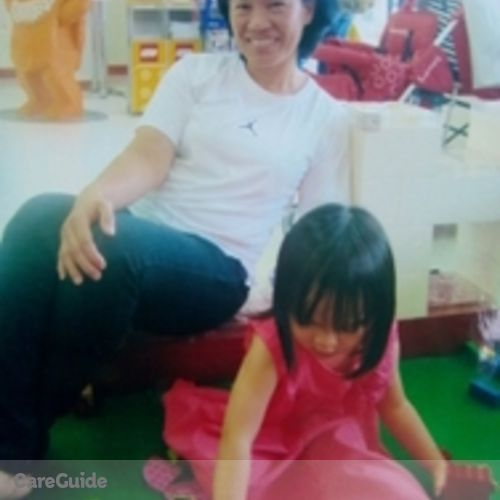 Canadian Nanny Provider Shirley Malinao's Profile Picture