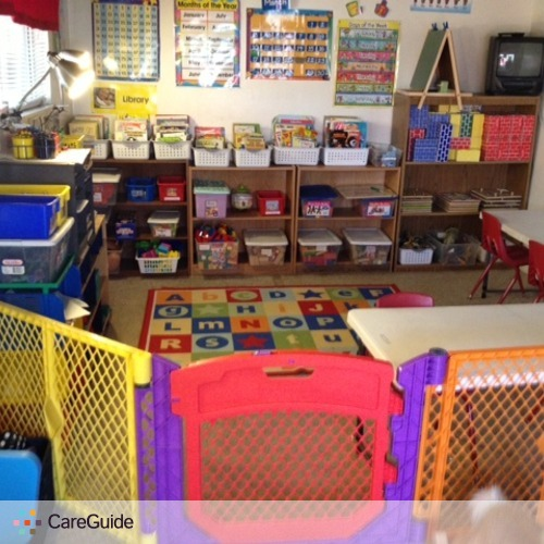 Daycare Provider in Sylmar