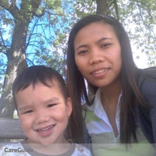 Canadian Nanny Provider Amy Layson's Profile Picture