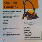 House Cleaning Company in Crowley