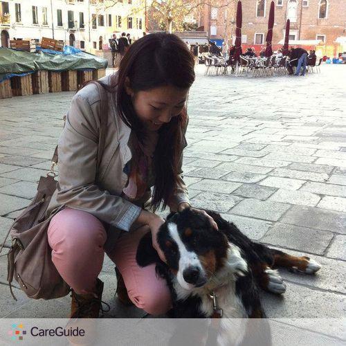 Pet Care Provider Lucy Z's Profile Picture