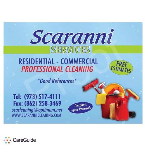 Housekeeper Provider Scaranni S's Profile Picture