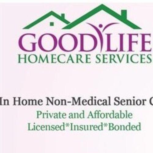 Elder Care Job GoodLife Homecare Services's Profile Picture