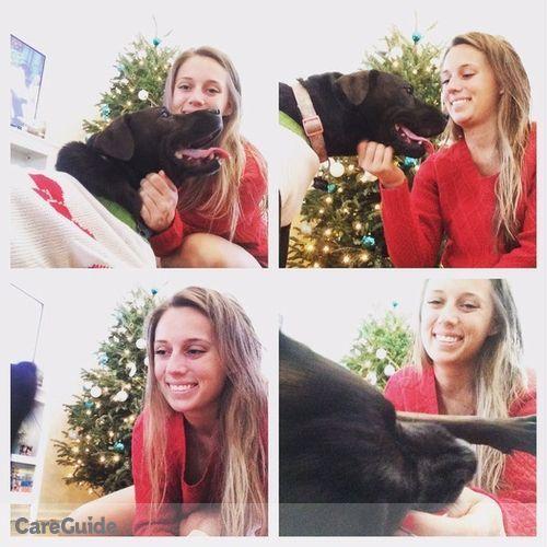Pet Care Job Kristen Ignat's Profile Picture