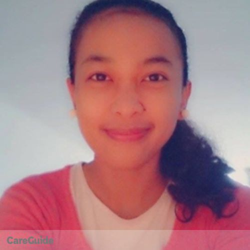 Canadian Nanny Provider Liezl Salamudin's Profile Picture
