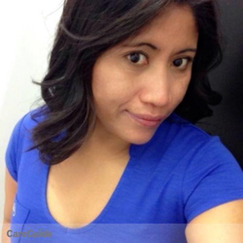 Canadian Nanny Provider Leila C's Profile Picture