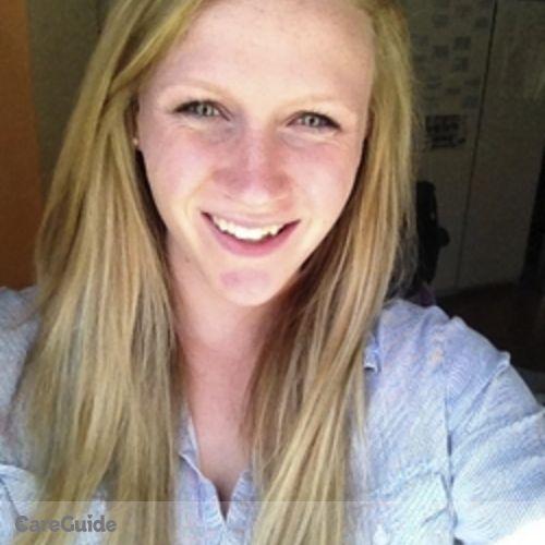Canadian Nanny Provider Vanessa Setter's Profile Picture