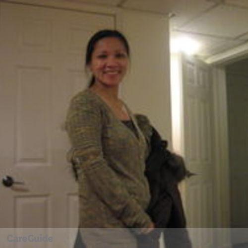 Canadian Nanny Provider Marirose Bercilla's Profile Picture