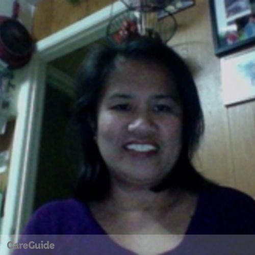 Canadian Nanny Provider Lolita Pidlaoan's Profile Picture