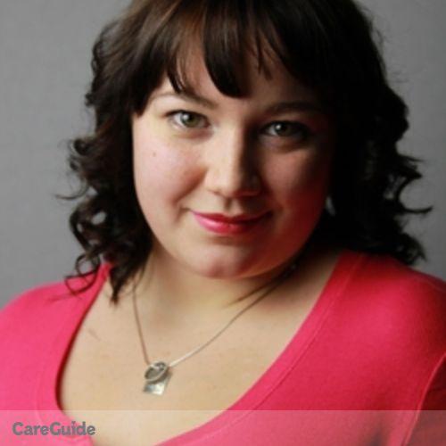 Canadian Nanny Provider Bobbie 's Profile Picture