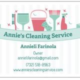 Annies Cleaning Service Provider Available For Being Hired in New Jersey and surrounding areas.