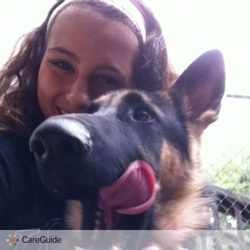 Pet Care Provider Alexa Venuto's Profile Picture
