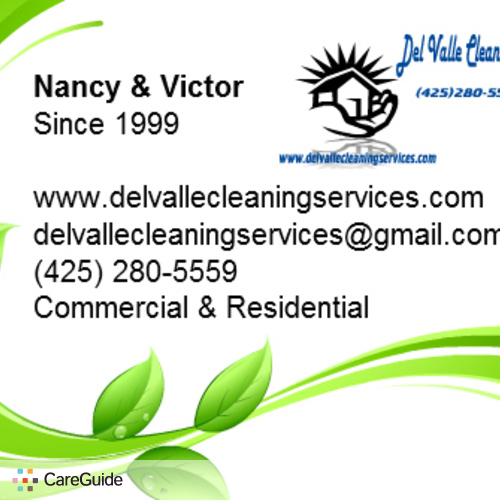 Housekeeper Provider Nancy Del Valle's Profile Picture