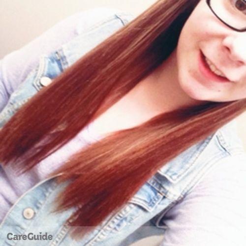 Canadian Nanny Provider Breann H's Profile Picture