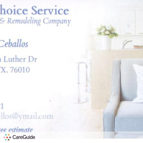 Housekeeper Provider Patricia Ceballos's Profile Picture
