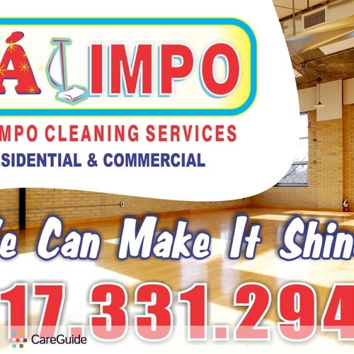 Housekeeper Provider TALIMPO CLEANING SERVICES 's Profile Picture