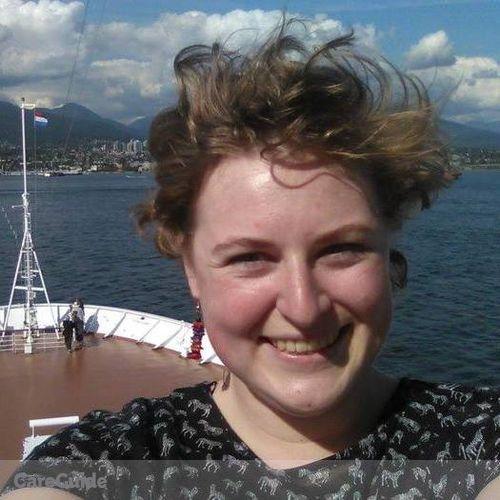 Canadian Nanny Provider Rebecca Alley's Profile Picture
