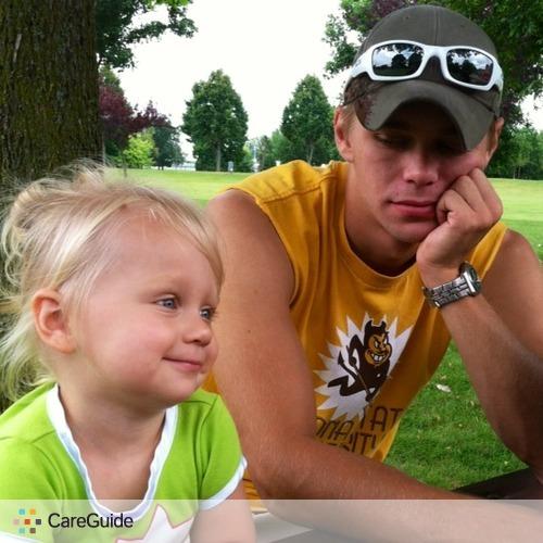 Child Care Job Andrew Brannigan's Profile Picture