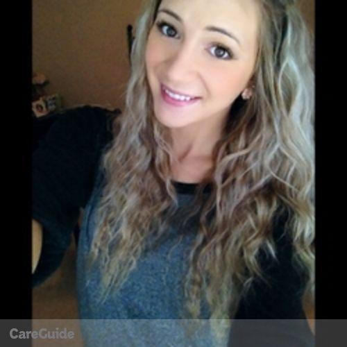Canadian Nanny Provider Nicole T's Profile Picture