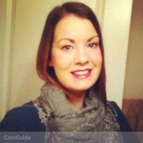 Canadian Nanny Provider Trina Hannusch's Profile Picture