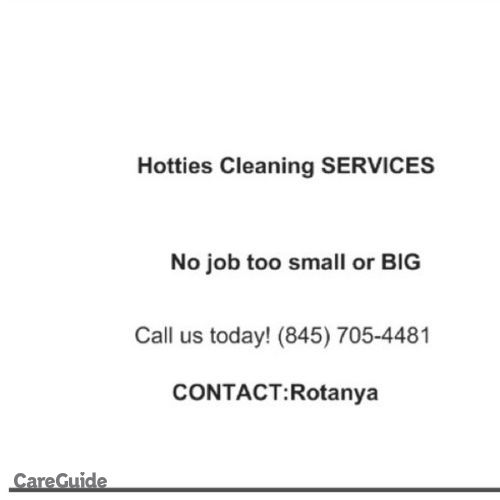 Housekeeper Provider Rotanya C's Profile Picture