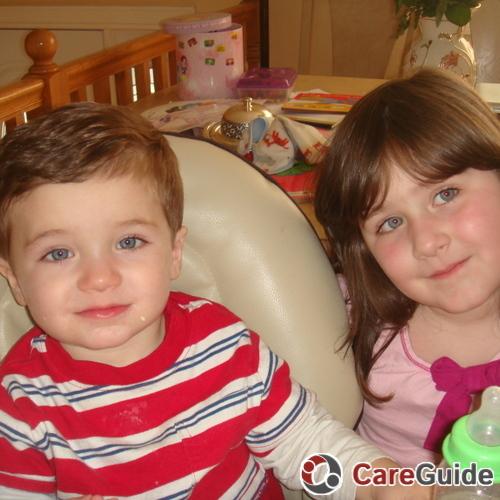 Child Care Job Nancy Inanir's Profile Picture