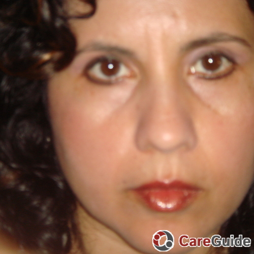 Child Care Job Mary Rodriguez's Profile Picture