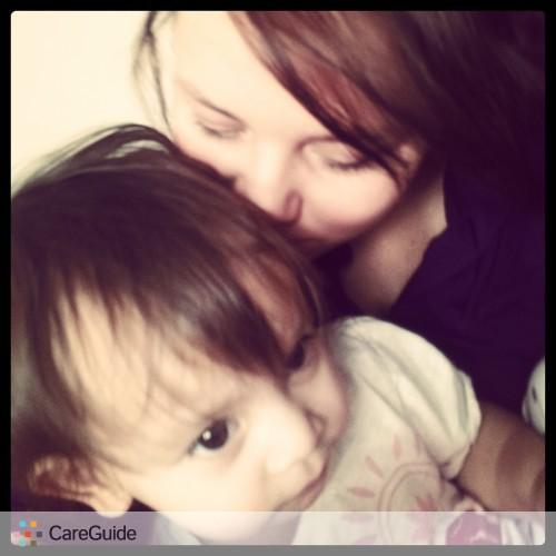 Child Care Provider Amber Pahl's Profile Picture