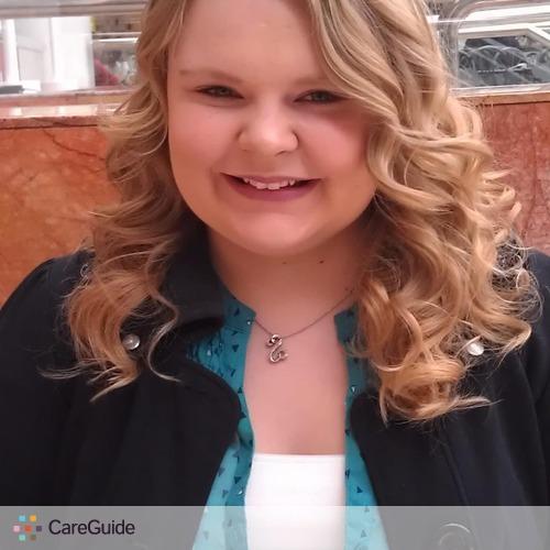 Child Care Provider Raegan F's Profile Picture
