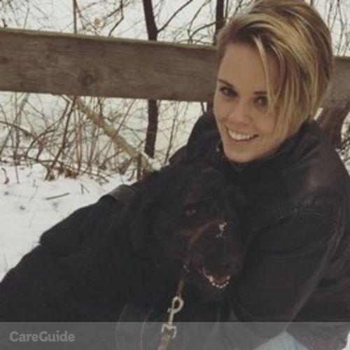 Canadian Nanny Provider Cheyen Sawyer's Profile Picture